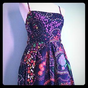 Lilly Pulitzer XS Dress.  EUC. Mini Dress.  Navy